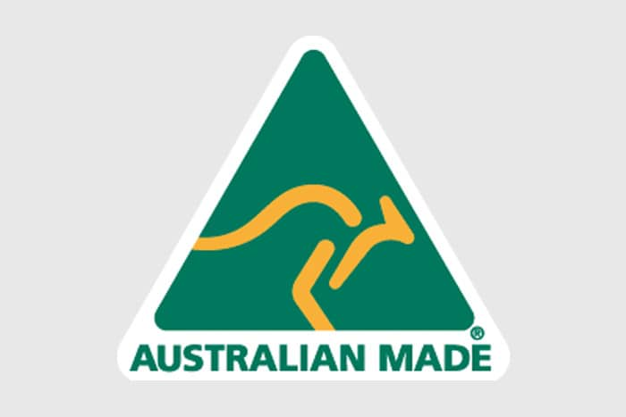 7. AUSSIE MADE PRODUCT